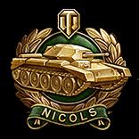 Nicols's medaille