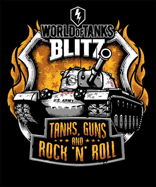 Tanks, Guns & Rock 'N' Roll