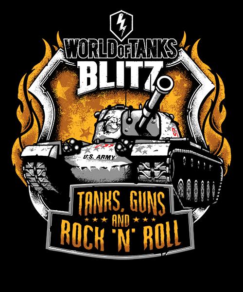 Tanks, Guns & Rock 'N' Roll